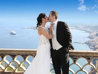 Le nozze di Stefania e Orazio