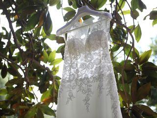 Le nozze di Stefania e Orazio 1