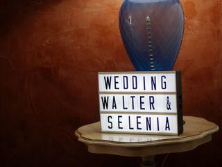 Le nozze di Selenia e Walter 1