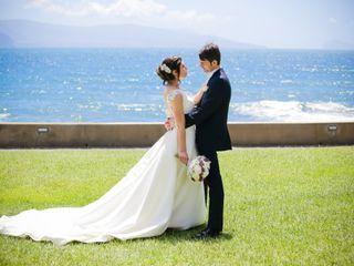 Le nozze di Mariarosaria e Gabriele
