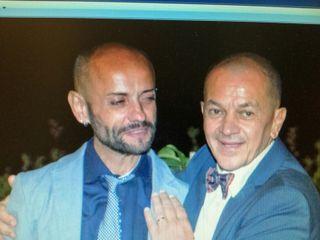 Le nozze di Roberto Bertini  e Fausto Benelli