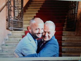 Le nozze di Roberto Bertini  e Fausto Benelli  3