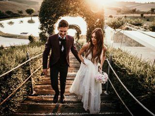 Le nozze di Mattia e Jennifer