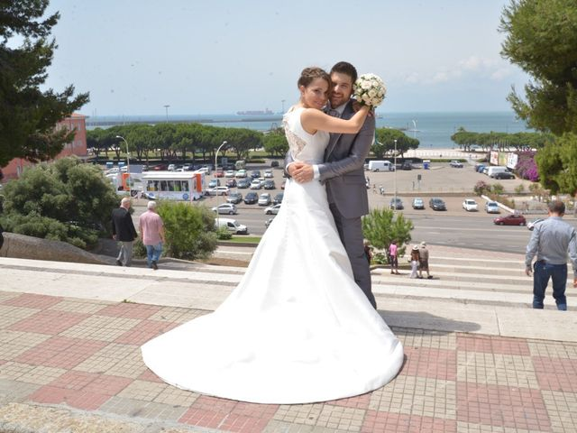 Le nozze di Enrico e Paola