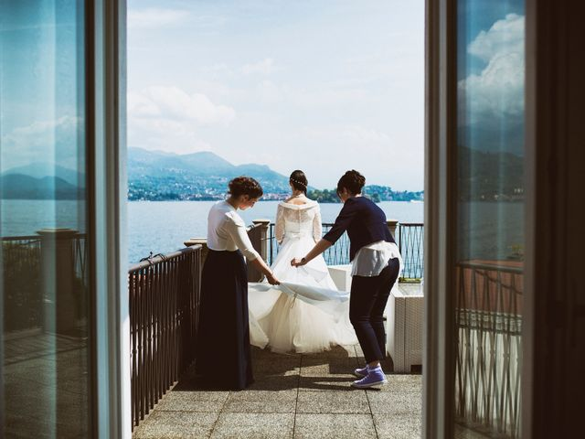 Il matrimonio di Luca e Elisabetta a Baveno, Verbania 20