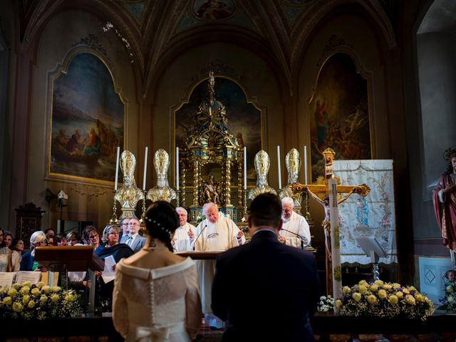 Il matrimonio di Luca e Elisabetta a Baveno, Verbania 37