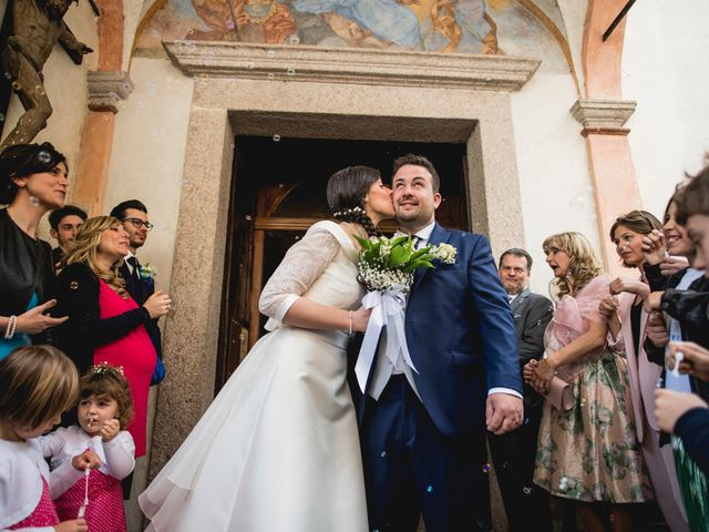 Il matrimonio di Luca e Elisabetta a Baveno, Verbania 44