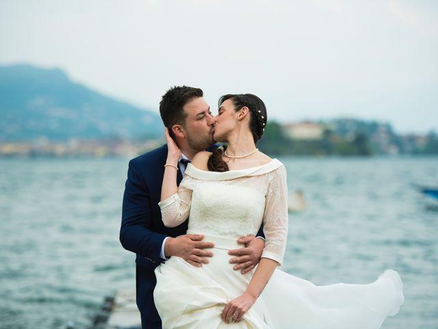Il matrimonio di Luca e Elisabetta a Baveno, Verbania 53