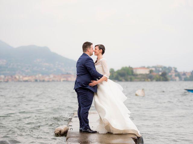 Il matrimonio di Luca e Elisabetta a Baveno, Verbania 54