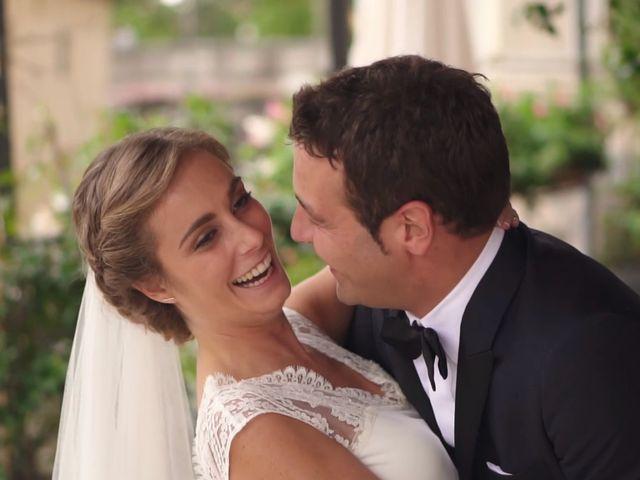 le nozze di Alix e Federico