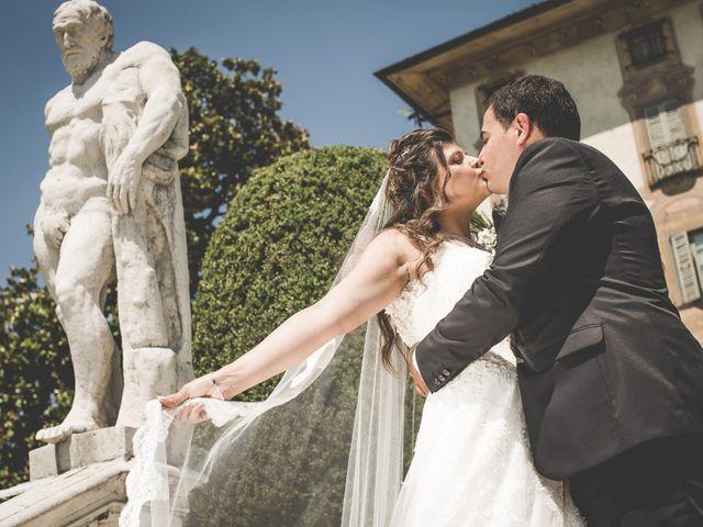 Il matrimonio di Fabio e Elena a Bergamo, Bergamo 35