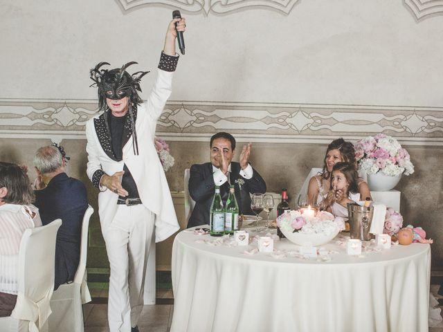 Il matrimonio di Fabio e Elena a Bergamo, Bergamo 48