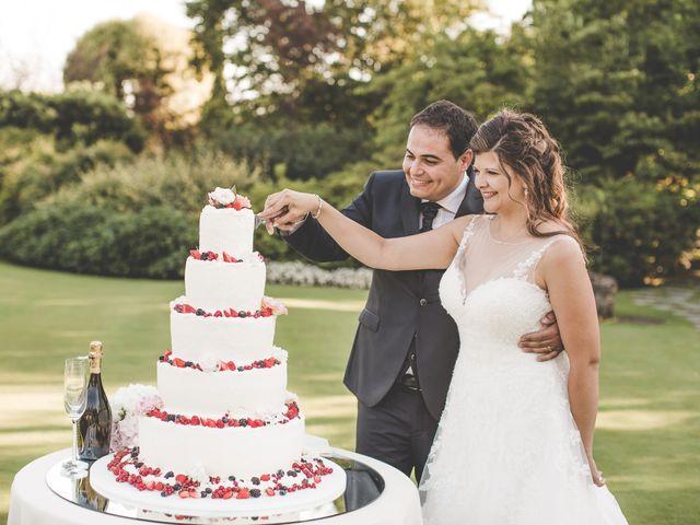 Il matrimonio di Fabio e Elena a Bergamo, Bergamo 54