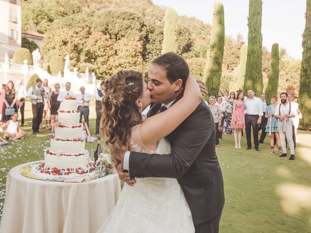 Il matrimonio di Fabio e Elena a Bergamo, Bergamo 57