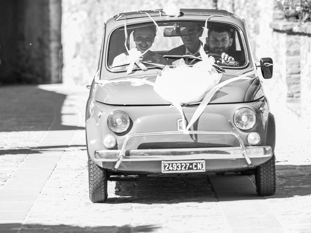 Il matrimonio di Jacopo e Roberta a Niella Tanaro, Cuneo 3