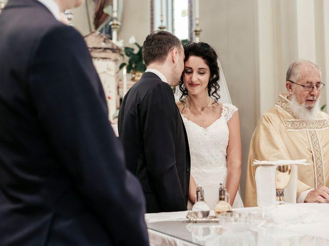 Il matrimonio di Alessandro e Grazia a Noventa Vicentina, Vicenza 10