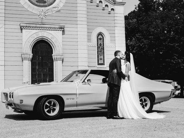Il matrimonio di Alessandro e Grazia a Noventa Vicentina, Vicenza 11
