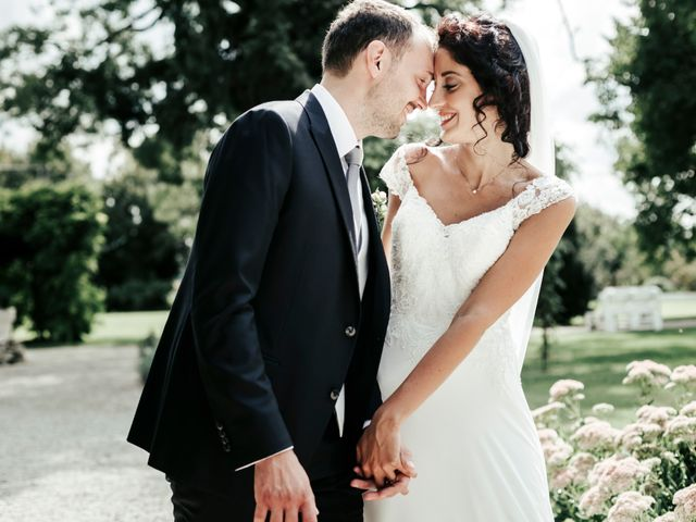 Il matrimonio di Alessandro e Grazia a Noventa Vicentina, Vicenza 12