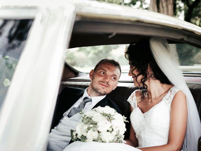 Il matrimonio di Alessandro e Grazia a Noventa Vicentina, Vicenza 1