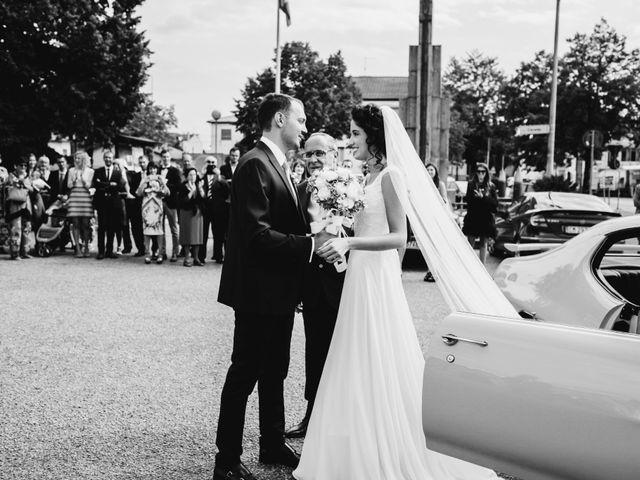 Il matrimonio di Alessandro e Grazia a Noventa Vicentina, Vicenza 38
