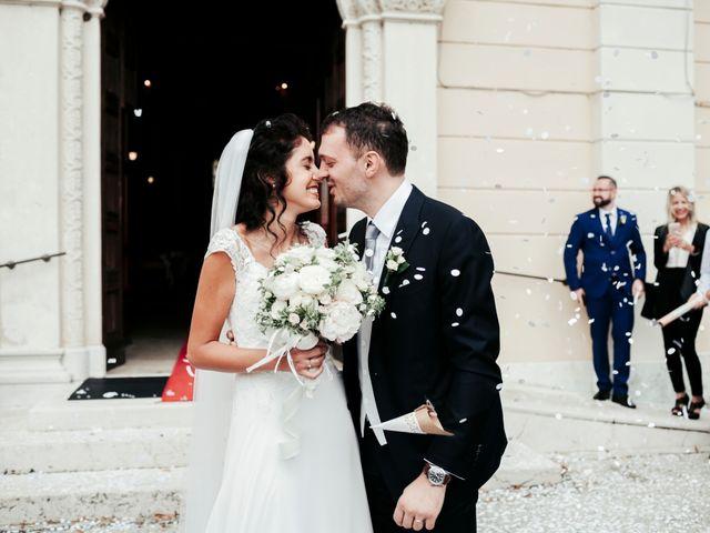 Il matrimonio di Alessandro e Grazia a Noventa Vicentina, Vicenza 42