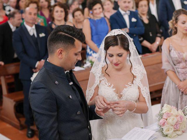 Il matrimonio di Walter e Selenia a Canicattì, Agrigento 28