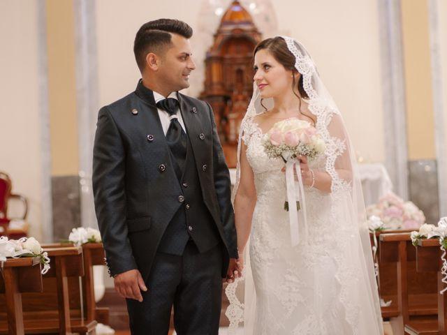 Il matrimonio di Walter e Selenia a Canicattì, Agrigento 30