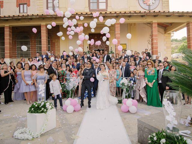 Il matrimonio di Walter e Selenia a Canicattì, Agrigento 33