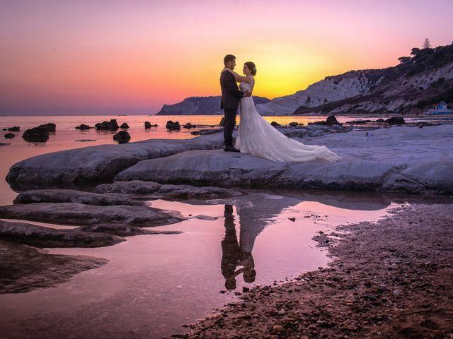 Le nozze di Selenia e Walter