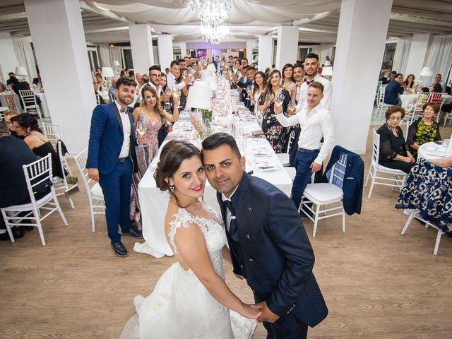 Il matrimonio di Walter e Selenia a Canicattì, Agrigento 43