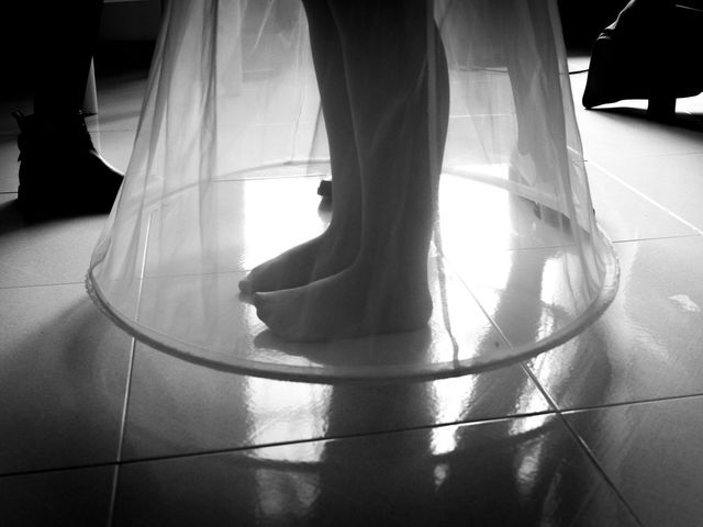 Il matrimonio di Raffaele e Alessandra a Bonarcado, Oristano 5