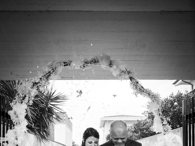 Il matrimonio di Raffaele e Alessandra a Bonarcado, Oristano 9