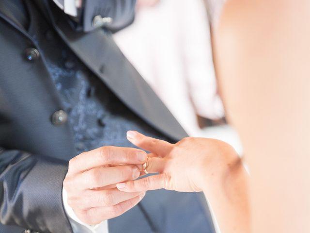 Il matrimonio di Raffaele e Alessandra a Bonarcado, Oristano 17