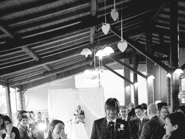 Il matrimonio di Raffaele e Alessandra a Bonarcado, Oristano 20