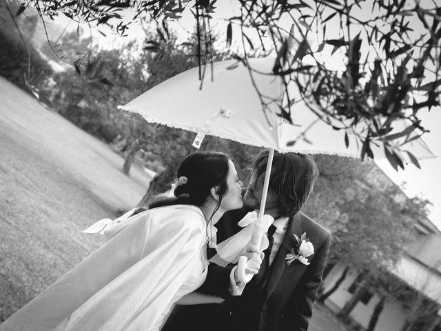 Il matrimonio di Raffaele e Alessandra a Bonarcado, Oristano 22