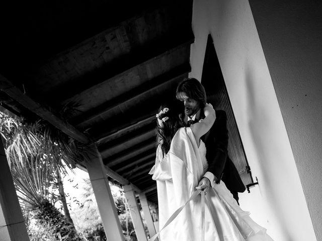 Il matrimonio di Raffaele e Alessandra a Bonarcado, Oristano 23