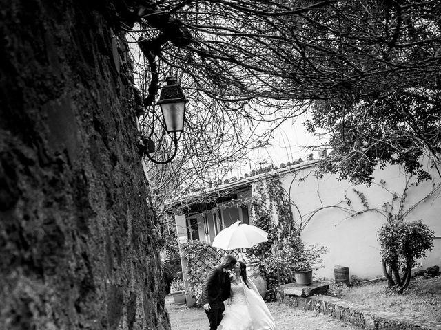 Il matrimonio di Raffaele e Alessandra a Bonarcado, Oristano 24