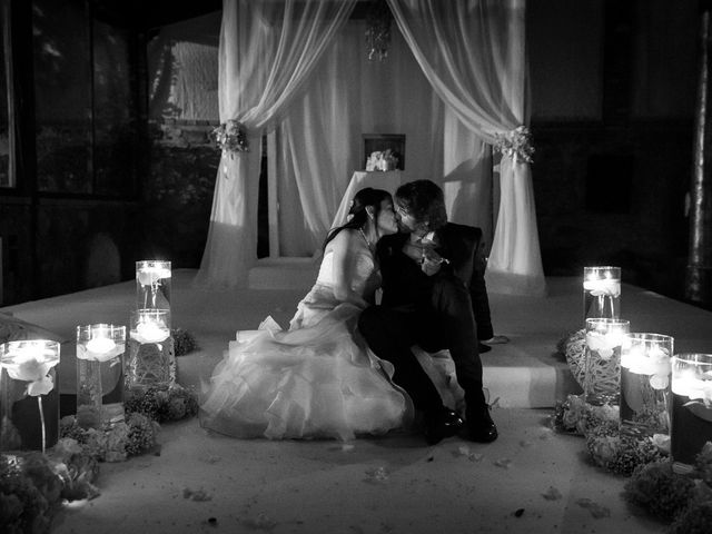 Il matrimonio di Raffaele e Alessandra a Bonarcado, Oristano 39