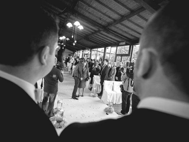 Il matrimonio di Raffaele e Alessandra a Bonarcado, Oristano 43