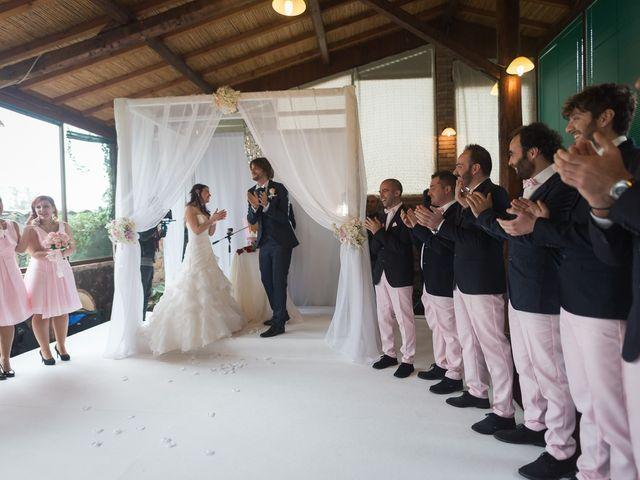 Il matrimonio di Raffaele e Alessandra a Bonarcado, Oristano 44