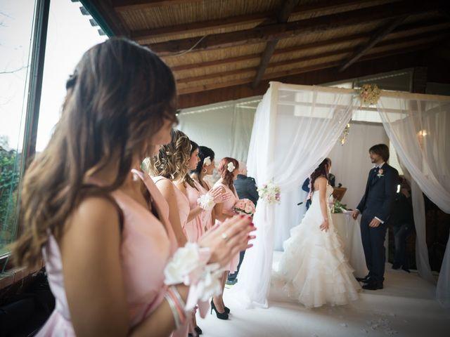 Il matrimonio di Raffaele e Alessandra a Bonarcado, Oristano 45