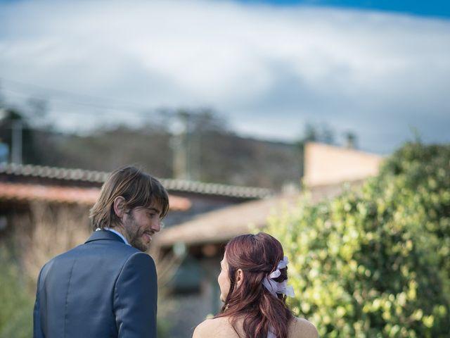 Il matrimonio di Raffaele e Alessandra a Bonarcado, Oristano 49