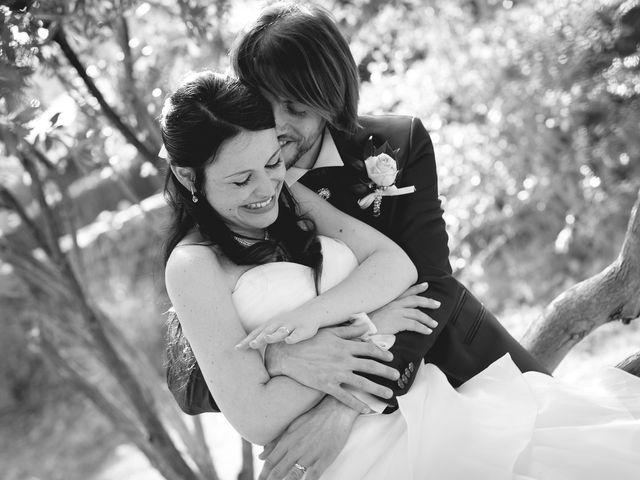 Il matrimonio di Raffaele e Alessandra a Bonarcado, Oristano 52