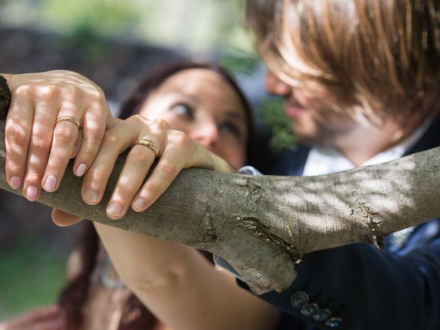 Il matrimonio di Raffaele e Alessandra a Bonarcado, Oristano 53