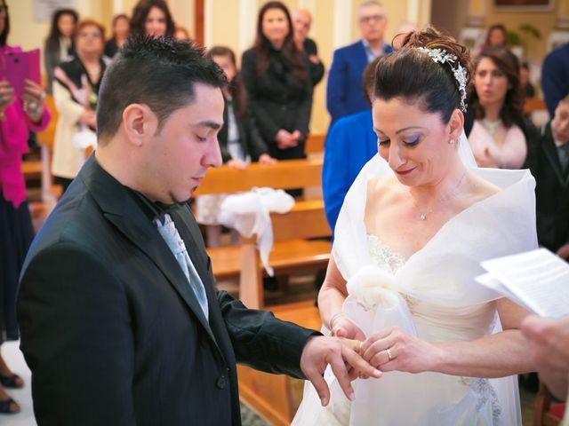 Le nozze di Orietta e Matteo