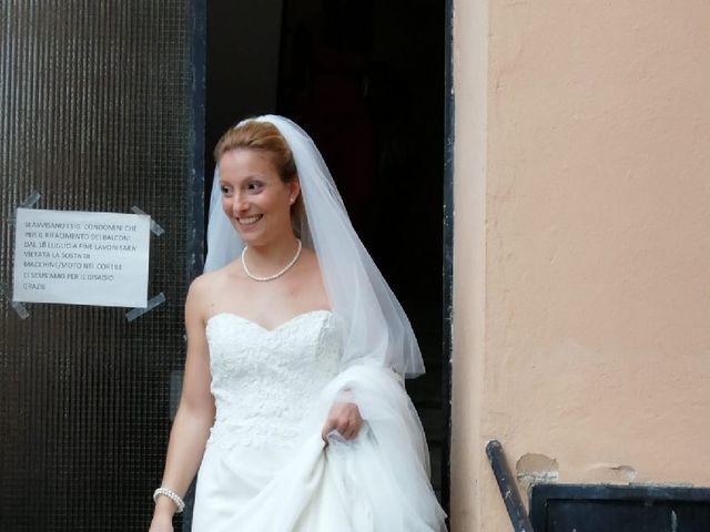 Il matrimonio di Edorardo e Stefania a Ponte Nizza, Pavia 6