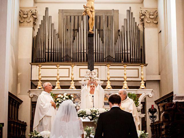 Il matrimonio di Luca e Benedetta a Pisa, Pisa 17