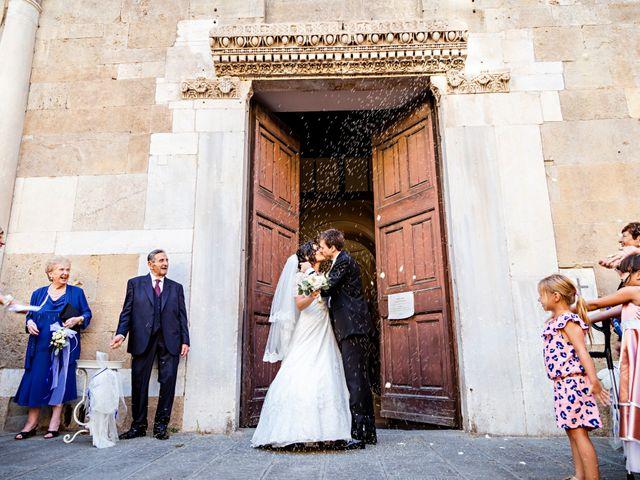 Il matrimonio di Luca e Benedetta a Pisa, Pisa 20