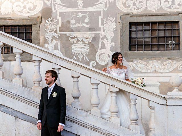 Il matrimonio di Luca e Benedetta a Pisa, Pisa 23