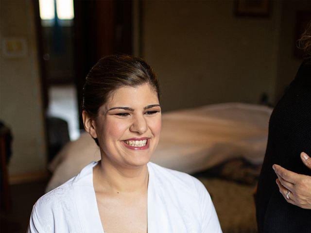 Il matrimonio di Fabio e Fiammetta a Grottaferrata, Roma 3